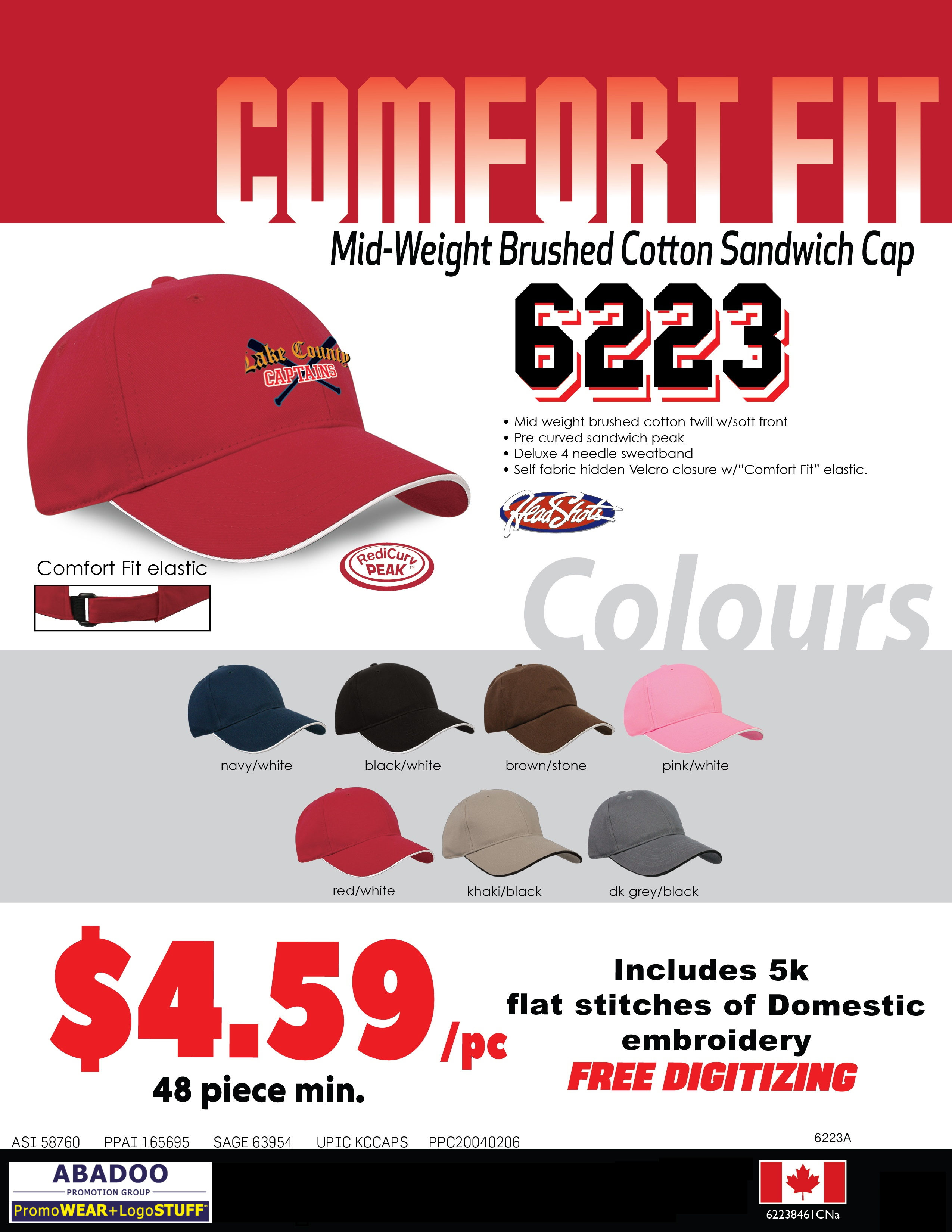 KC cap hat special ABADOO Promotion Group