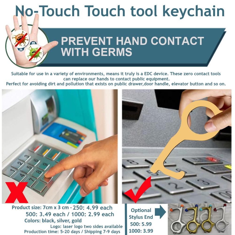 No touch tool ABADOO promotional product