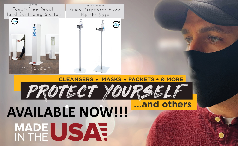 PROTECT YOURSELF CANADA ABADOO PROMOTIONAL PRODUCTS